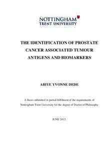 Phd dissertation proposal on alias detection
